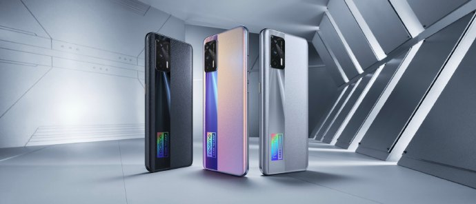 Realme GT Neo Color Options