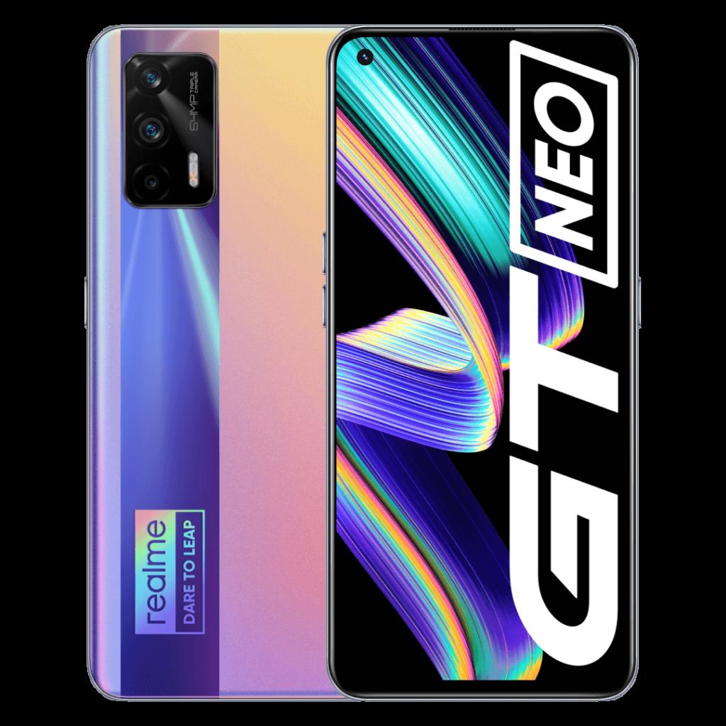 Realme GT Neo Render -1