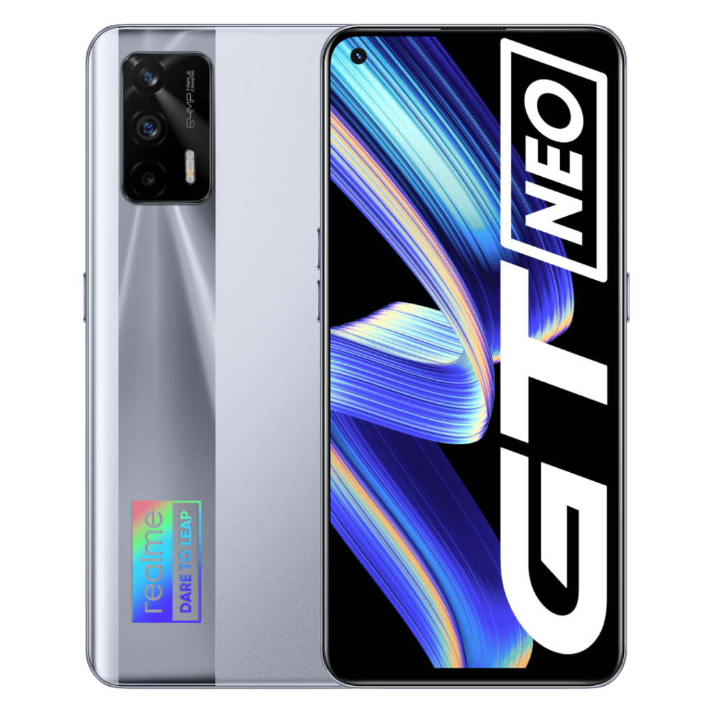 Realme GT Neo Render -2