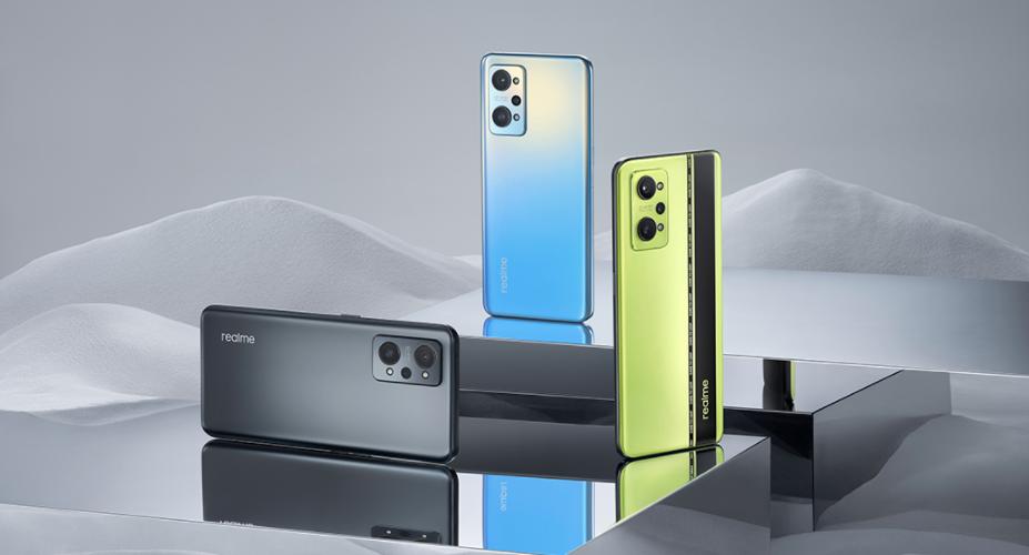 Realme GT Neo2 Color Options