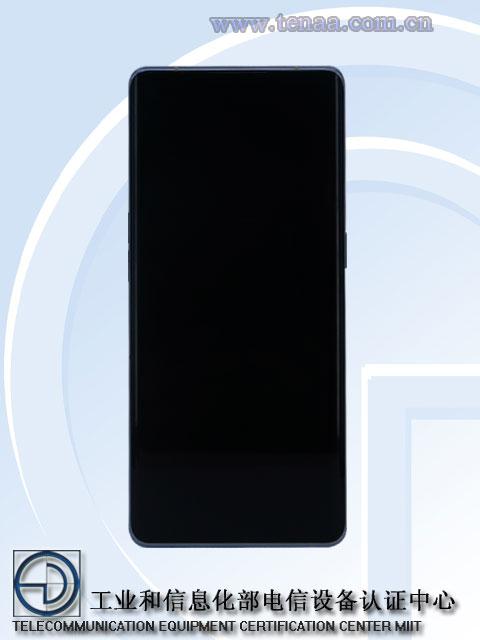 Realme RMX3366 Front Design