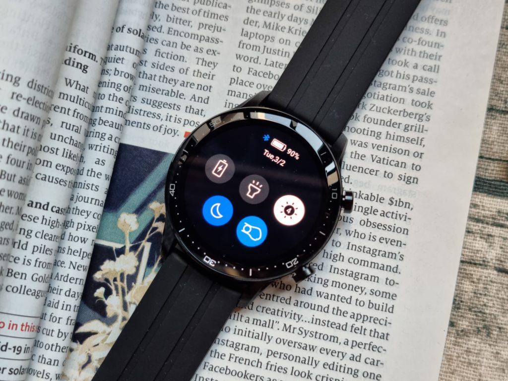 Realme Watch S Pro Design -2