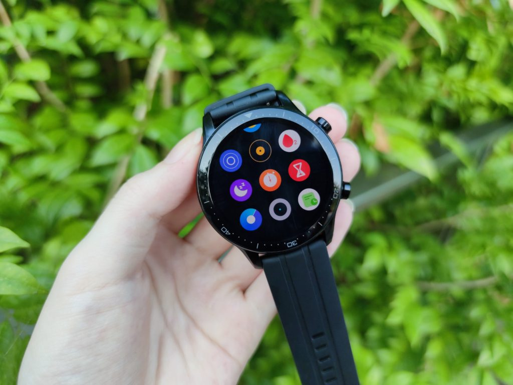 Realme Watch S Pro Interface