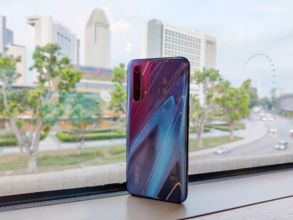 Realme X50 5G Rear Design -2