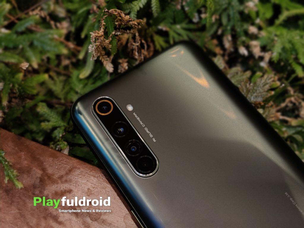 Realme X50 Pro Camera Design