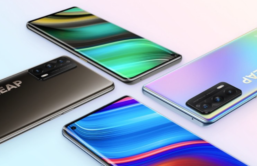 Realme X7 Pro Extreme Edition Render -1