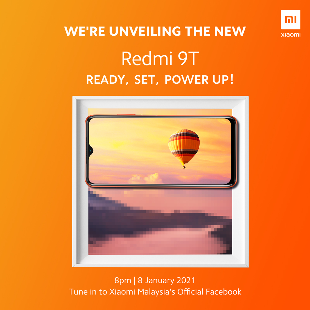 Redmi 9T Launch Date