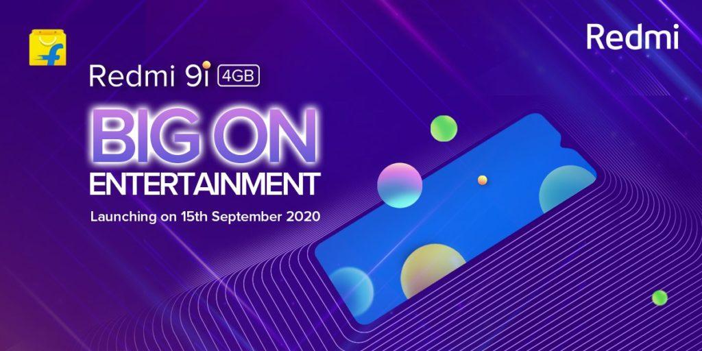 Redmi 9i Launch Date
