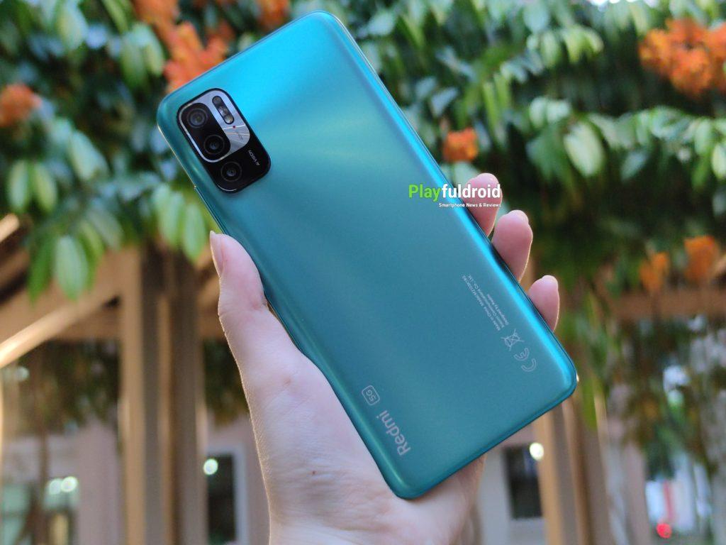 Redmi Note 10 5G Design -3