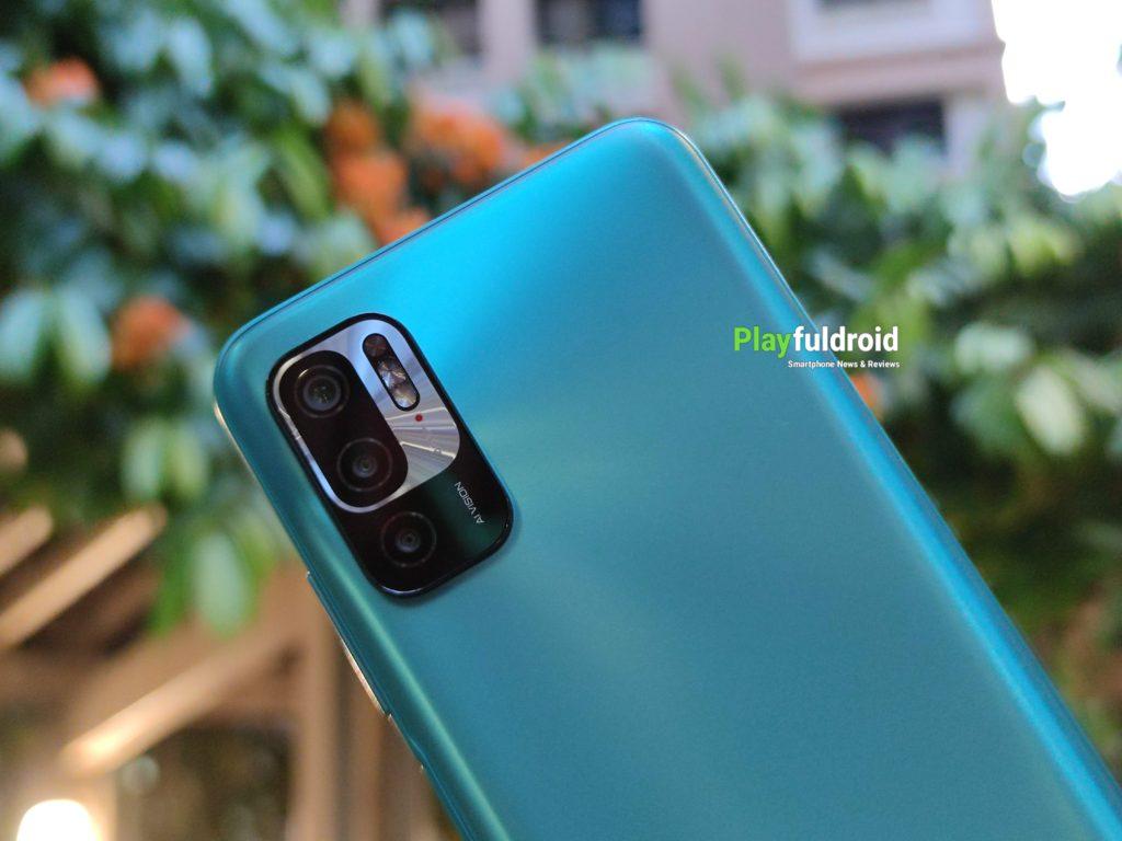 Redmi Note 10 5G Design -6