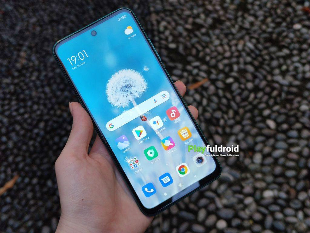 Redmi Note 10 5G Design -7