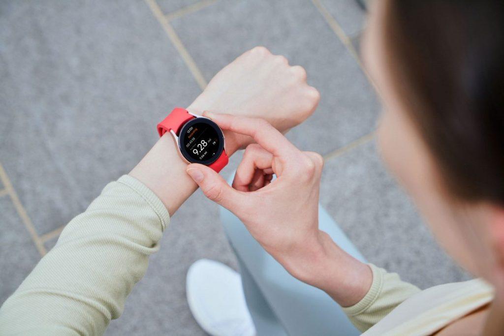 Samsaung Galaxy Watch4 Render -1