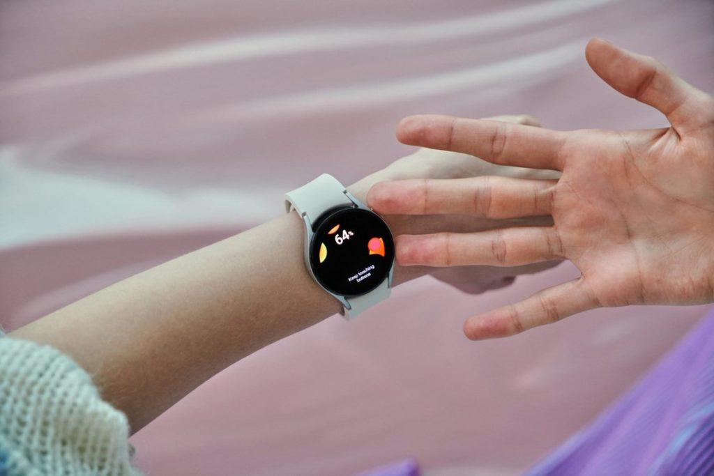 Samsaung Galaxy Watch4 Render -2