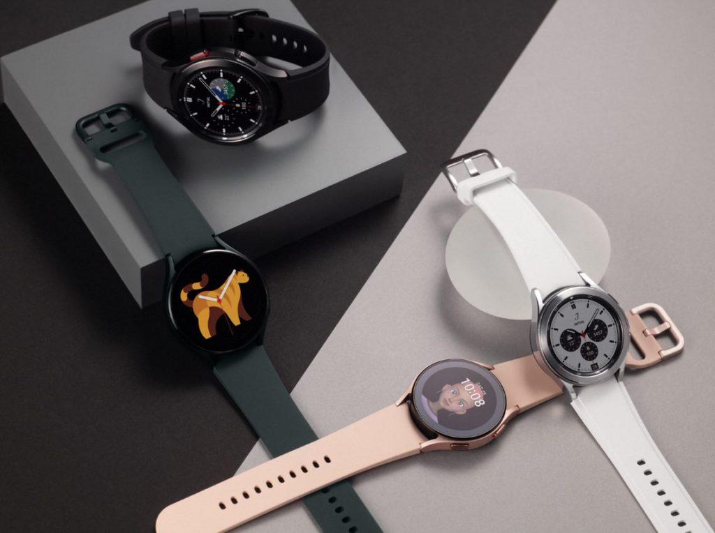 Samsaung Galaxy Watch4 Series Render -1