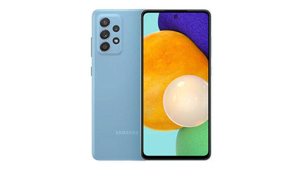 Samsung Galaxy A52 5G Render -6