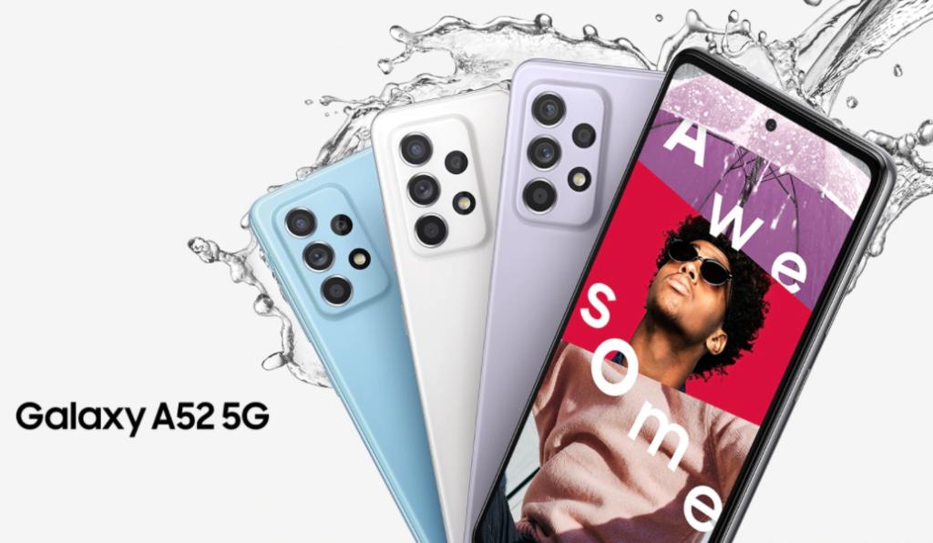 Samsung Galaxy A52s Render -1