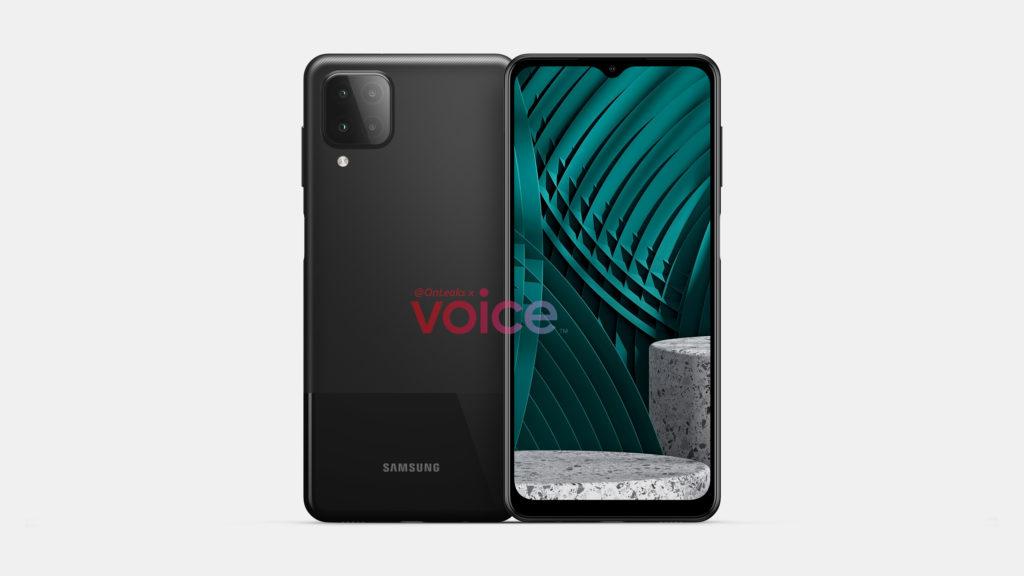 Samsung Galaxy M12 Render -1