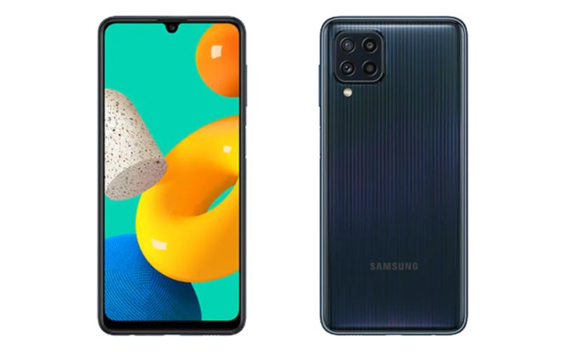 Samsung Galaxy M32 Render