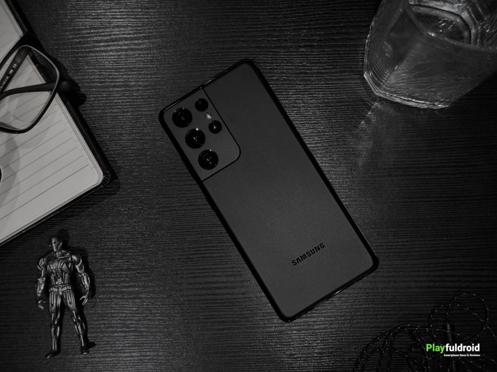 Samsung Galaxy S21 Ultra Rear Design -1