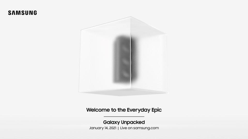 Samsung Galaxy Unpacked Jan 2021