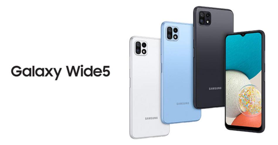 Samsung Galaxy Wide5 Render -1