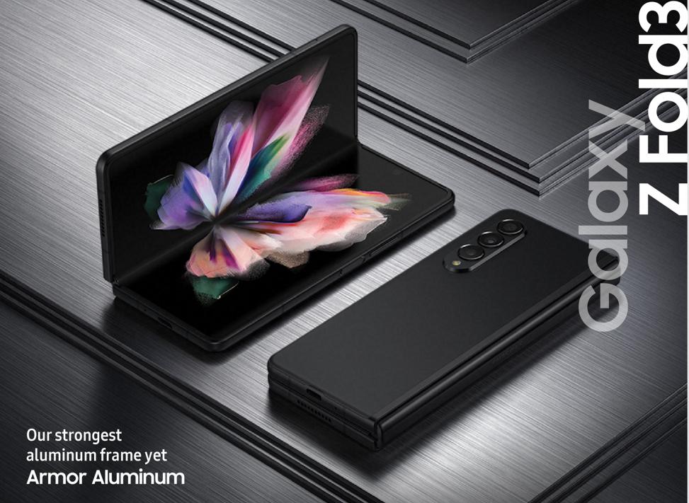 Samsung Galaxy Z Flip3 5G Render -1