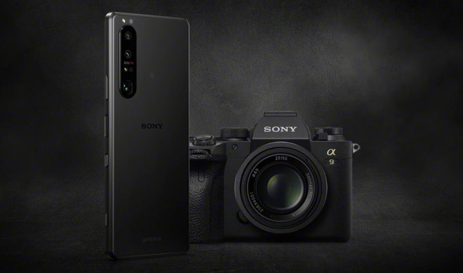 Sony Xperia 1 III Render -8