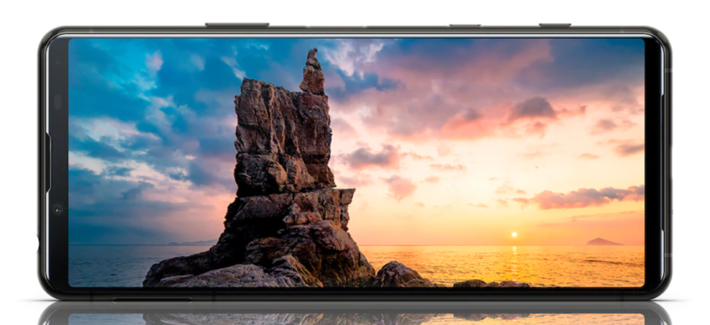 Sony Xperia 5 II Front Display