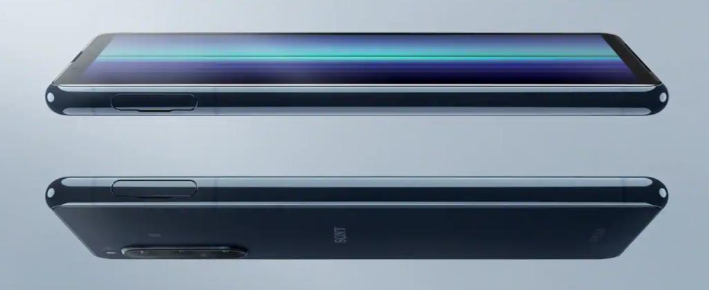Sony Xperia 5 II Side Profile