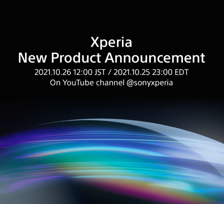 Sony Xperia Launch Event