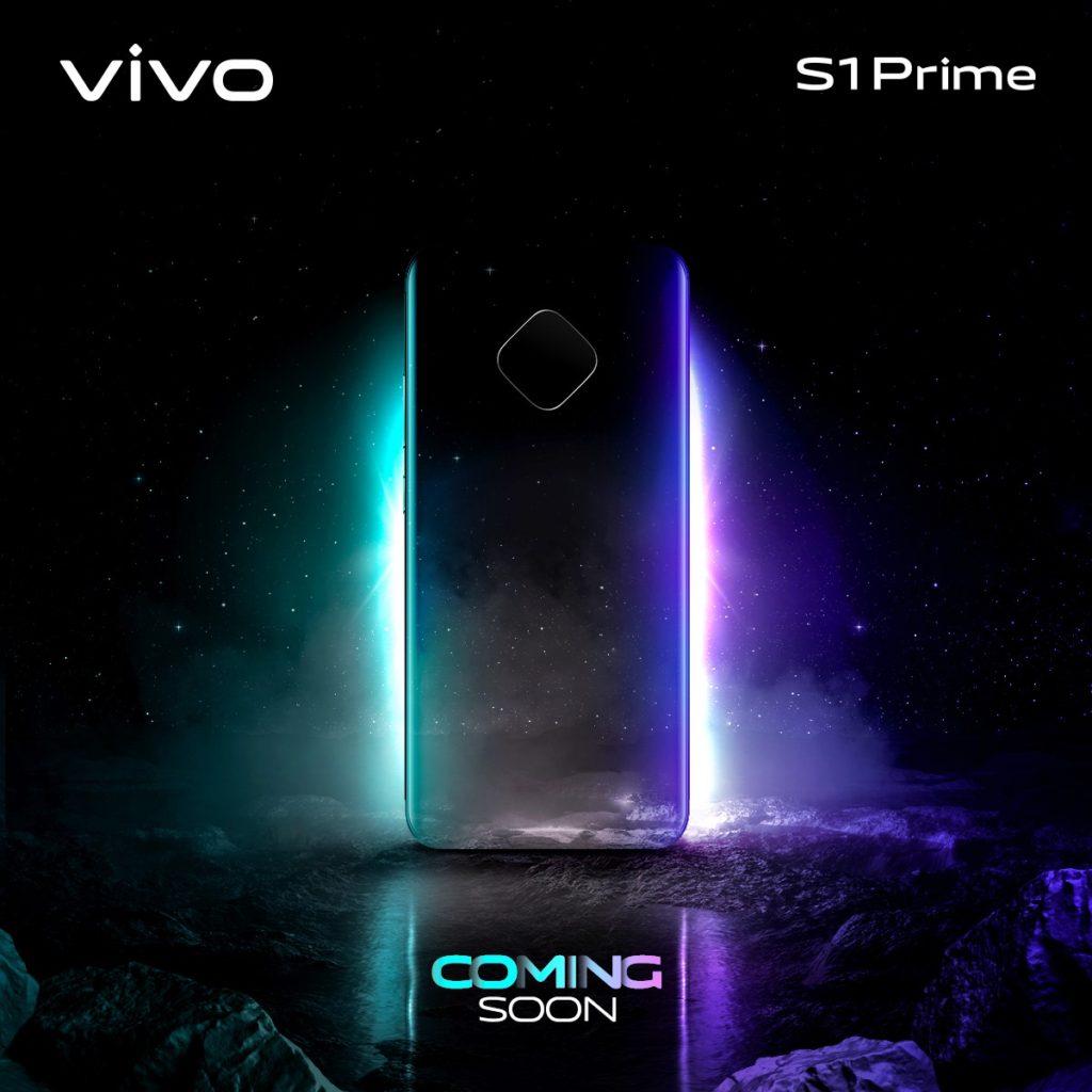 Vivo S1 Prime Launch