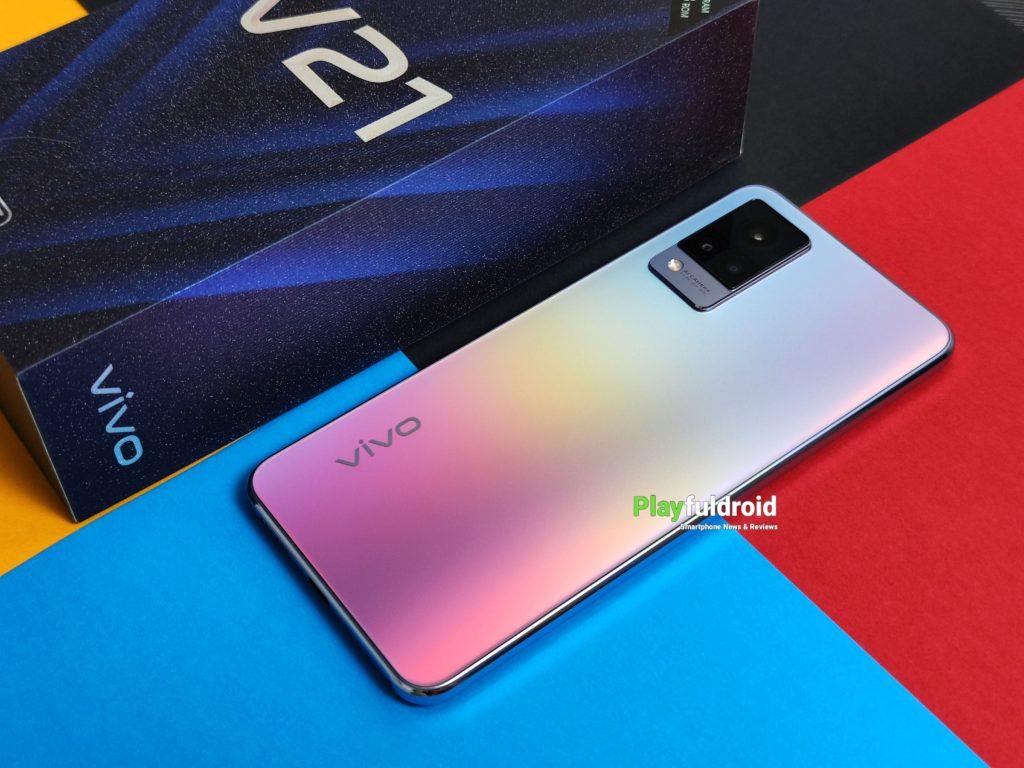 Vivo V21 5G Design -2