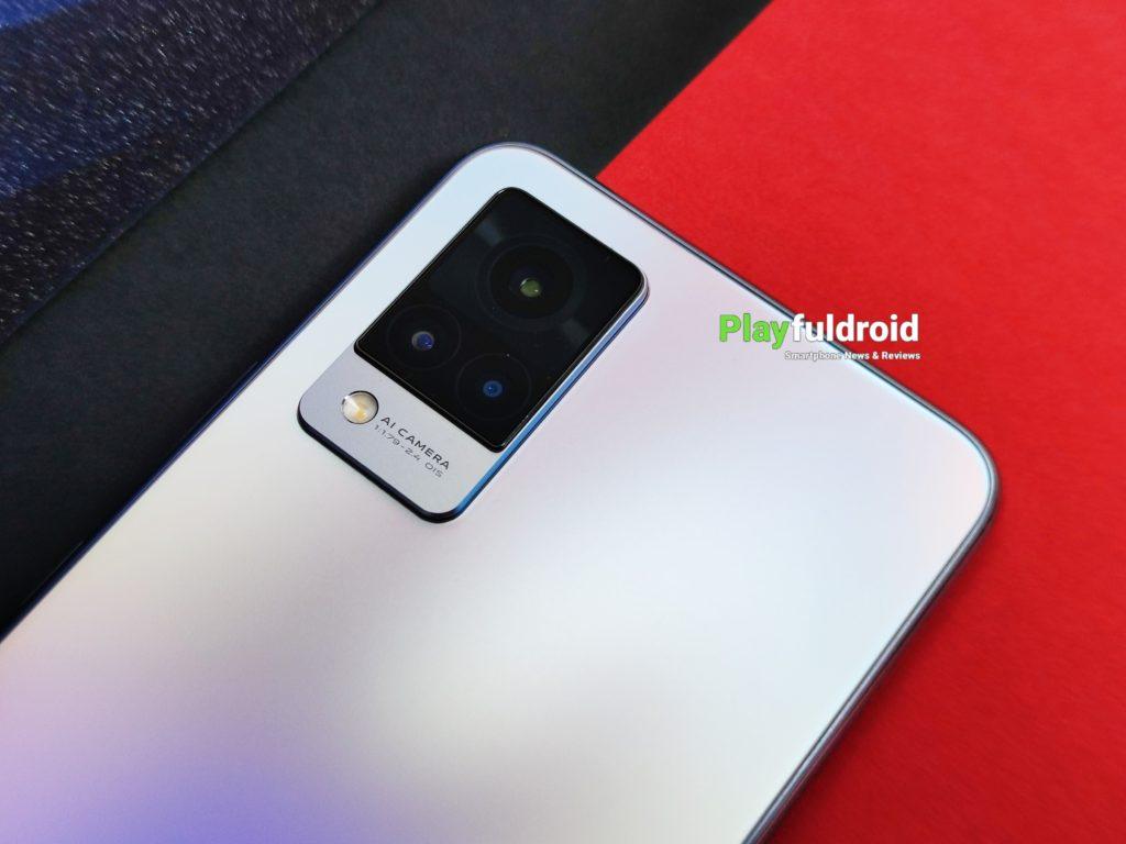 Vivo V21 5G Design -4