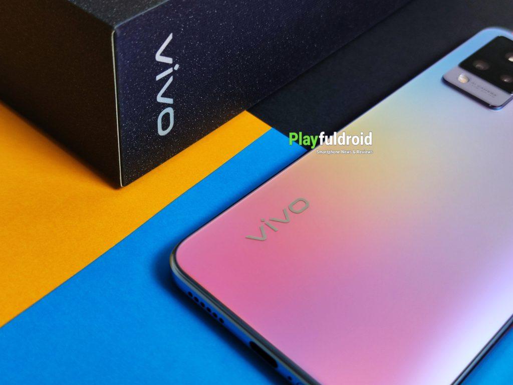 Vivo V21 5G Design -5