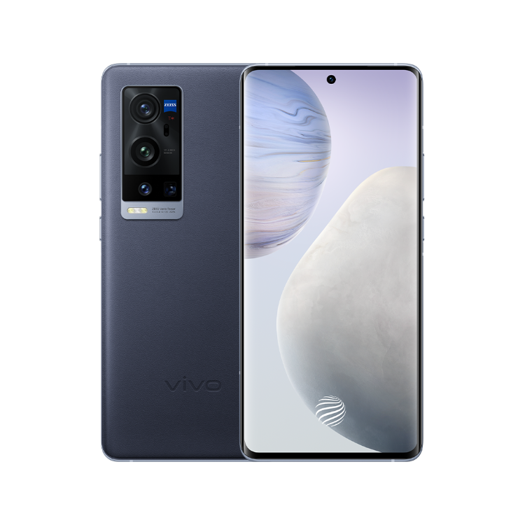 Vivo X60 Pro+ Blue