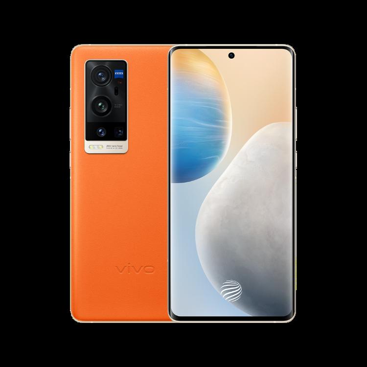 Vivo X60 Pro+ Orange