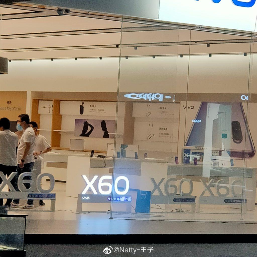 Vivo X60 series coming soon