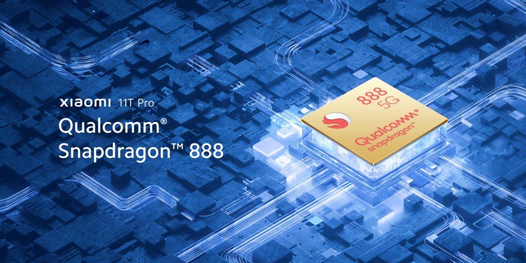 Xiaomi 11T Pro Snapdragon 888