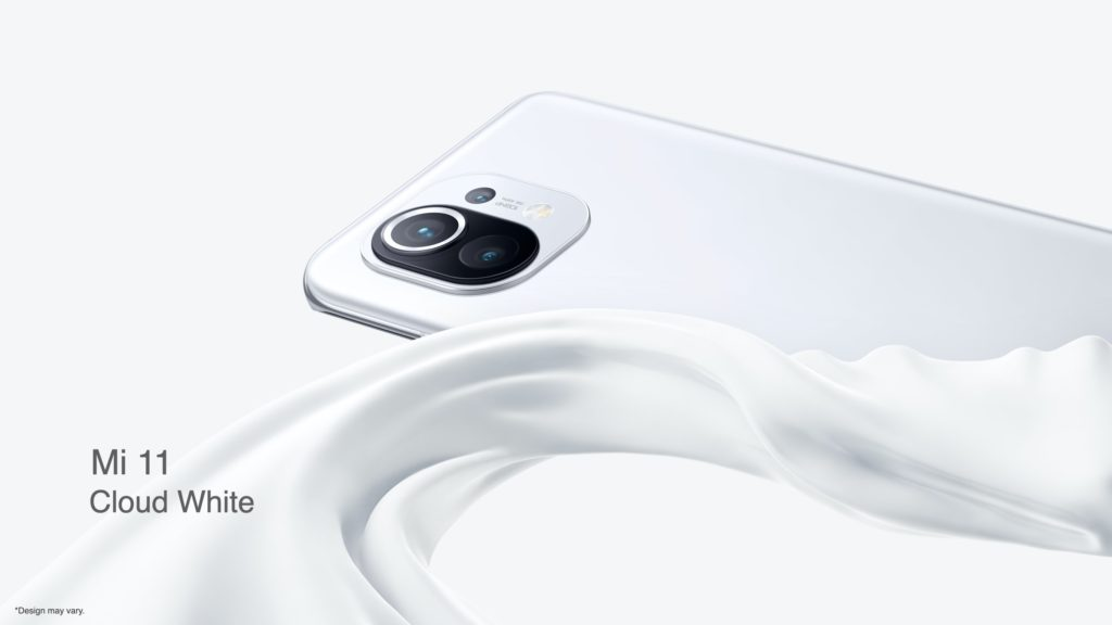 Xiaomi MI 11 Cloud White