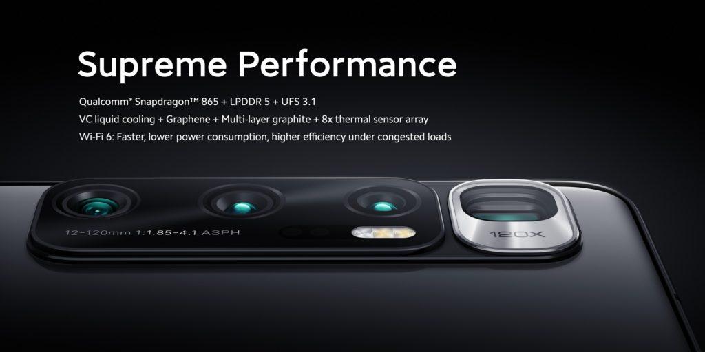 Xiaomi Mi 10 Ultra Performance