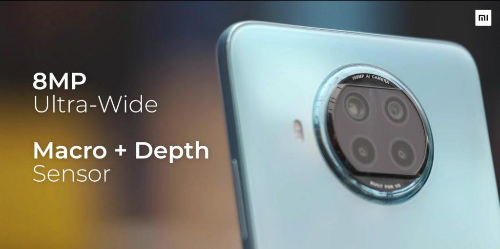 Xiaomi Mi 10i Camera Setup