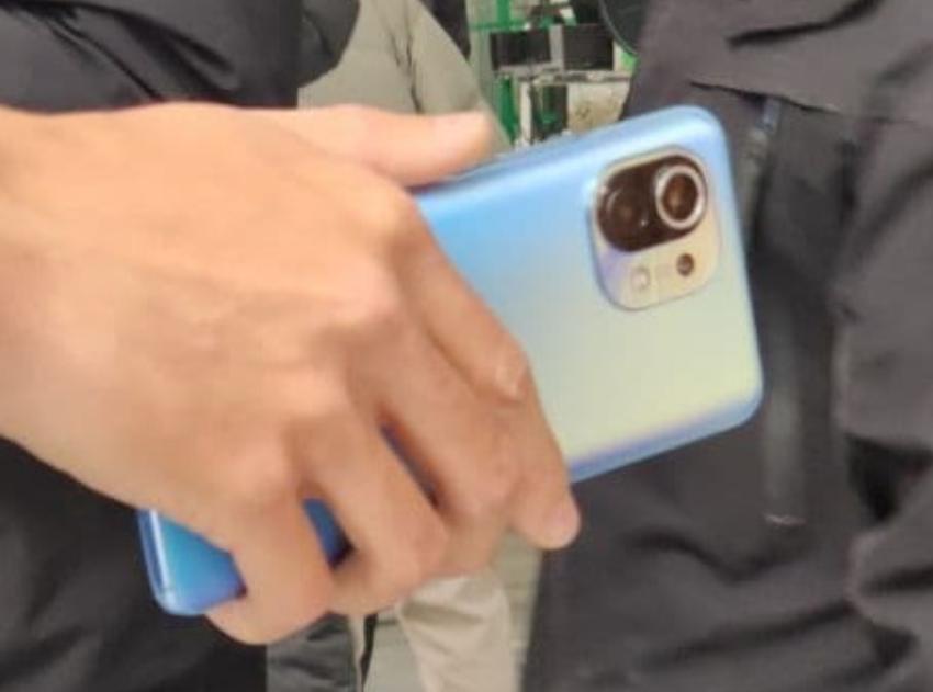 Xiaomi Mi 11 Leaked Image -1