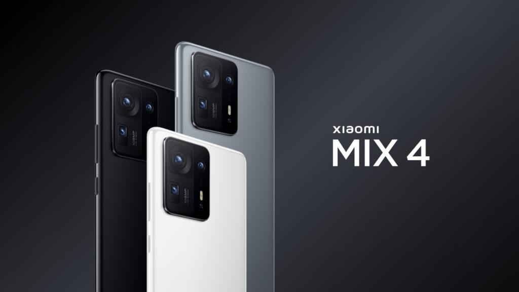Xiaomi Mi Mix 4 Render -1
