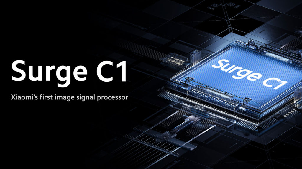 Xiaomi Surge C1 Image Processor