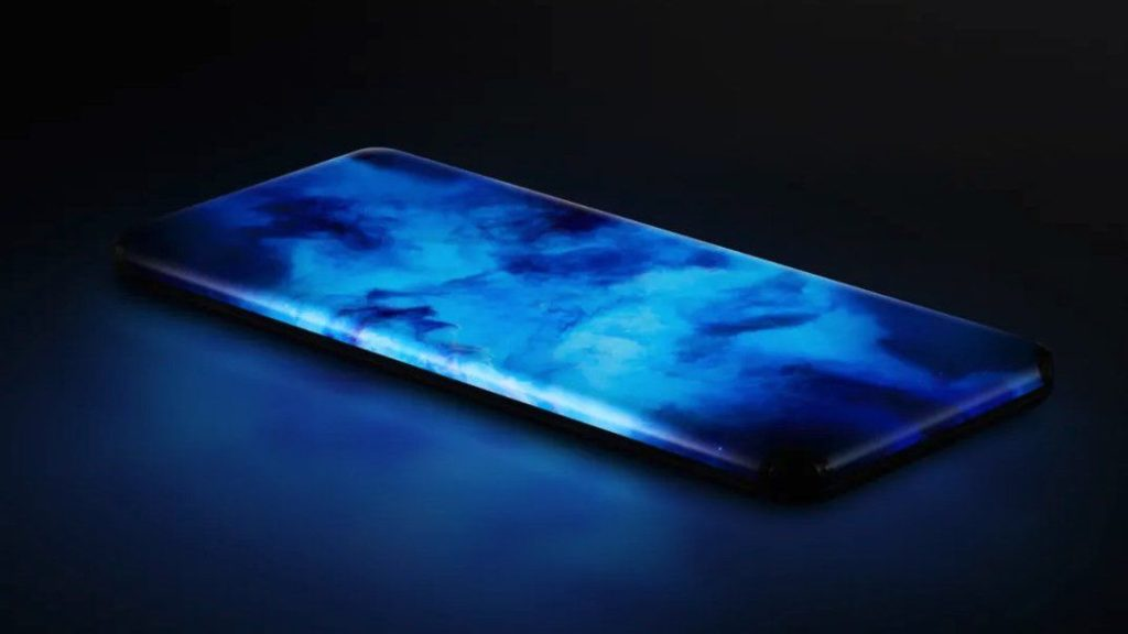 Xiaomi quad-curved display phone