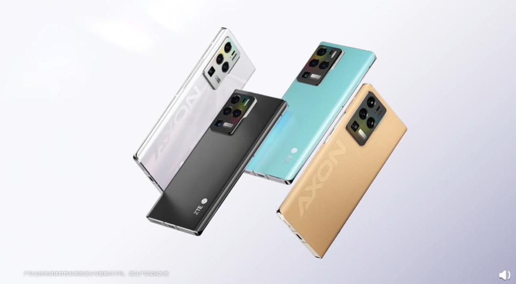 ZTE Axon 30 Ultra Design -1