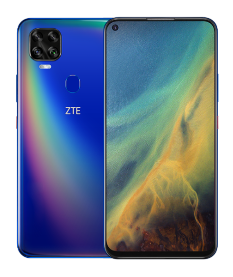 ZTE V2020 5G Render