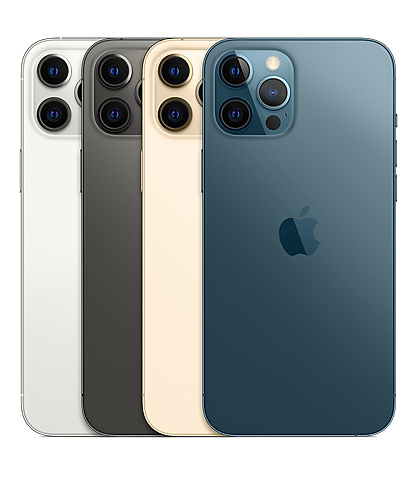 iPhone 12 Pro Max Color Variants