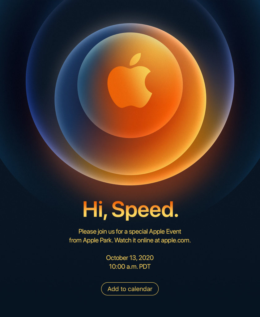 Apple iPhone 12 Series Launch Date
