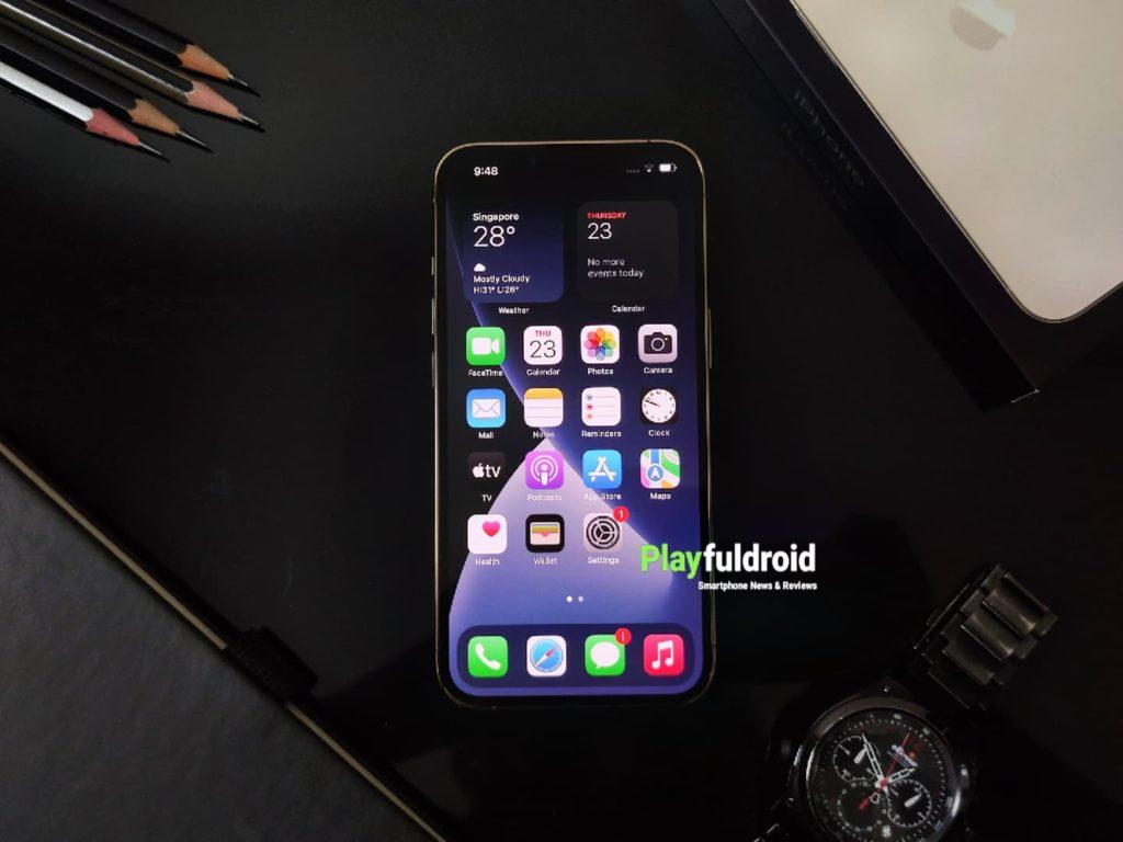 iPhone 13 Pro Design -1